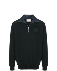 Wood Wood High Neck Sweatshirt