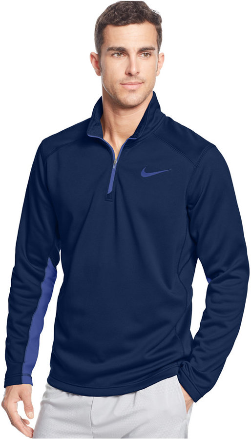 what to wear with quarter zip