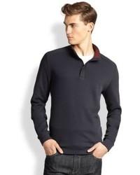 Hugo Boss Piceno Quarter Zip Sweater