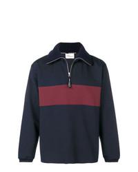 Drôle De Monsieur Zip Up Sweater