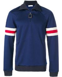 Zipped neck sweater medium 5205255