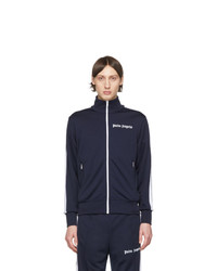 Palm Angels Navy Classic Track Jacket
