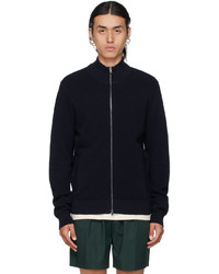 BOSS Navy Herez Sweater