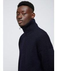 Acne Studios Neptune Zip Sweater