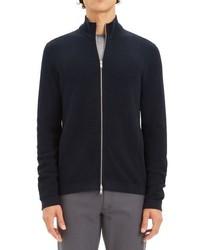 Theory Udeval Breach Regular Fit Zip Sweater