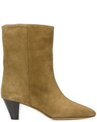 Etoile Isabel Marant Isabel Marant Toile Dyna Ankle Boots