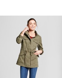 A new day twill anorak hooded jacket medium 6726936