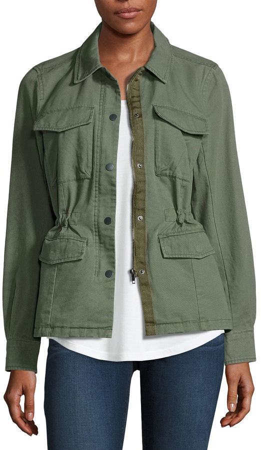 065a1a46133ed Ana Ana Anorak Jacket, $70 | jcpenney | Lookastic.com