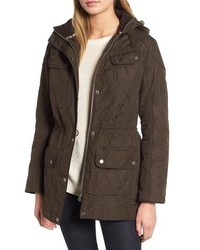 Barbour Arrow Quilted Anorak