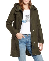 Barbour Barogram Waterproof Hooded Jacket