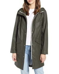Levi's Water Repellent Lightweight Hooded Parka