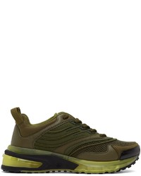 Givenchy Green Giv 1 Sneakers