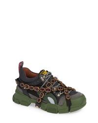 Gucci Journey Jewel Hiker Sneaker
