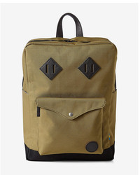 Express Enter Accessories Olive Sports Backpack