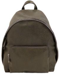 Stella McCartney Medium Falabella Faux Deer Backpack