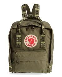 FjallRaven Mini Kanken Water Resistant Backpack
