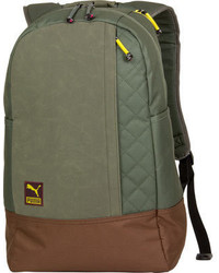 Puma Switchstance Backpack Burnt Olive Polyester