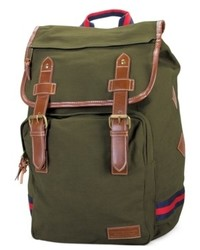 Tommy Hilfiger Bags Canvas Backpack
