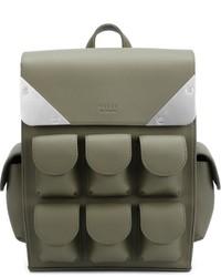 Valas multiple pockets small backpack medium 703262