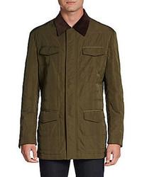 Olive Barn Jacket