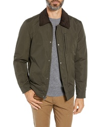 Cole Haan Signature City Rain Barn Jacket