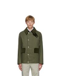 MACKINTOSH Green Gablon Jacket