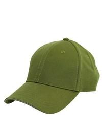 Olive Baseball Cap