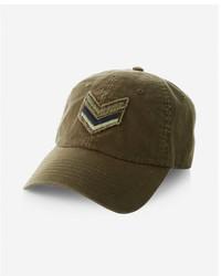 Express Chevron Patch Baseball Hat