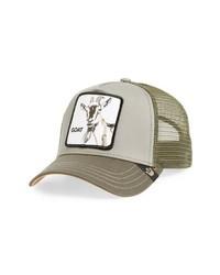 Goorin Brothers Goat Beard Trucker Hat