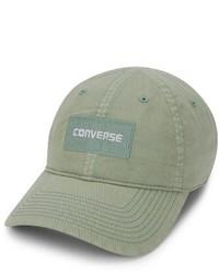 Converse Overdye Baseball Cap Green
