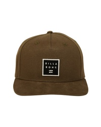 Billabong Stacked Snapback Cap