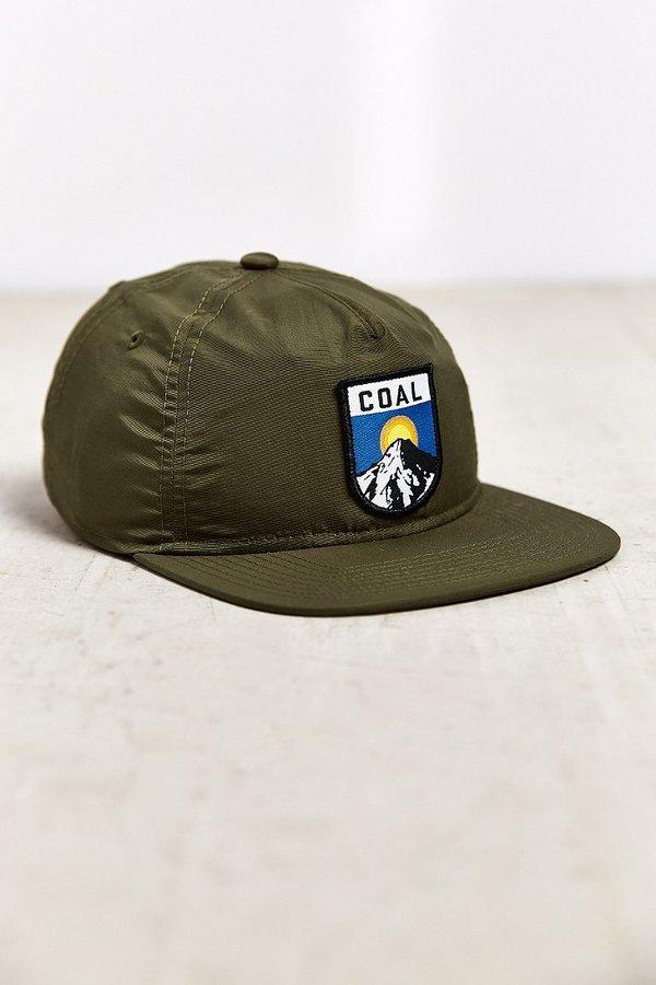 1ae45287443 ... Coal The Summit Snapback Hat ...