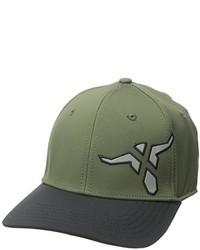 Wrangler 20x A Flex Fit Olive Greenblack Baseball Cap