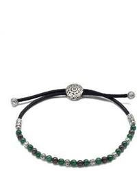 Olive Beaded Bracelet