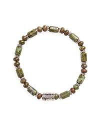 John Hardy Classic Chain Beaded Bracelet