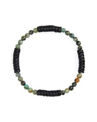 George Frost Turquoise Bead Bracelet