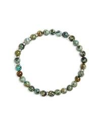 Finn & Taylor Turquoise Bead Bracelet