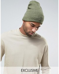 Puma Archive No 1 Beanie In Green To Asos 02142804