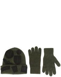 DSQUARED2 Beanie Gloves Set