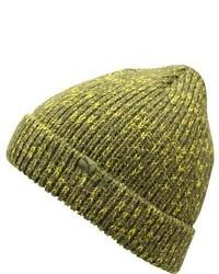 Puma Harbor Beanie Burnt Olive Hats