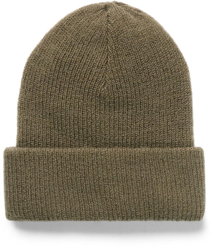 Acne Studios Kosta Ribbed Wool Blend Beanie