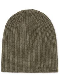 Ribbed cashmere beanie medium 5212106