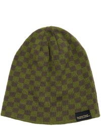 Pacific Trail Striped Beanie Reversible