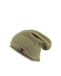 Timberland Hats Lightweight Beanie Hat Olive