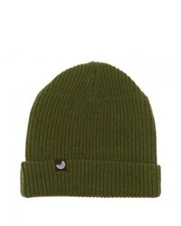 Two Thirds Balna Beanie Olive Green