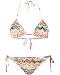 Missoni Mare Zig Zag Triangle Bikini