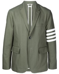 Thom Browne 4 Bar Stripe Blazer