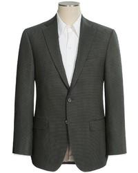Jack Victor Conway Wool Cotton Sport Coat Diamond Weave