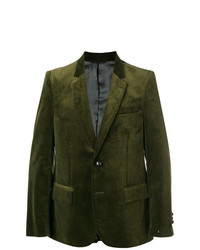 Golden Goose Deluxe Brand Corduroy Two Button Blazer