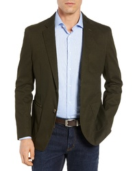 FLYNT Draper Regular Fit Soft Stretch Cotton Sport Coat